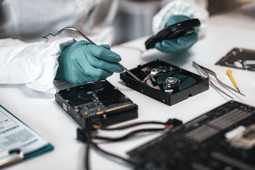 The Evolution of Digital Forensics